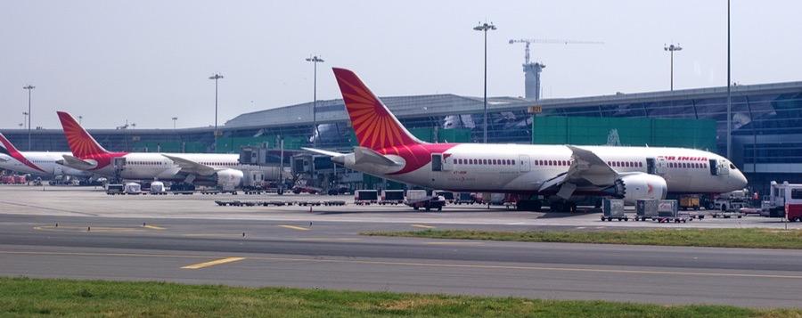 Resa till New Delhi