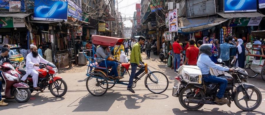 Sevärdheter i New Delhi
