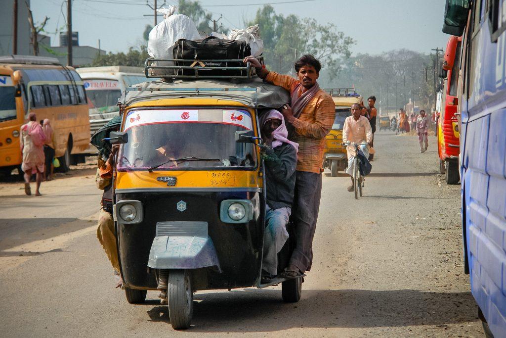 rickshaw 1024x683 - Resa runt i New Delhi